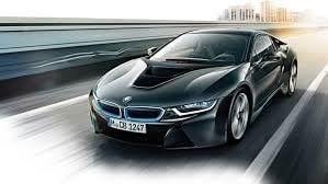 BMW i8 - Coche eléctrico