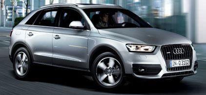 El SUV de Audi: Q3
