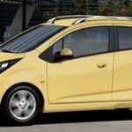 Spark coches pequeños