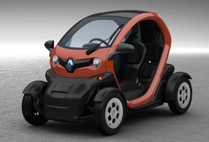 Renaulti Twizy