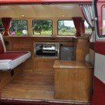 interior camperizado madera