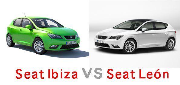 Seat León ó Seat Ibiza