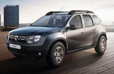 Dacia Duster, uno de los todoterrenos más baratos