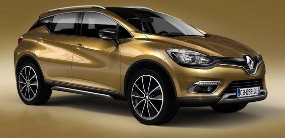 Nuevo Renault Megane SUV a la venta en 2015