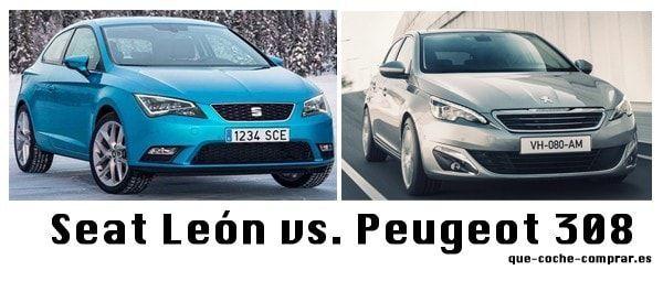Seat León o Peugeot 308