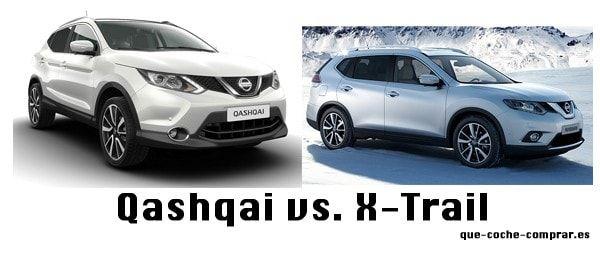 Nissan Qashqai o Nissan X-Trail