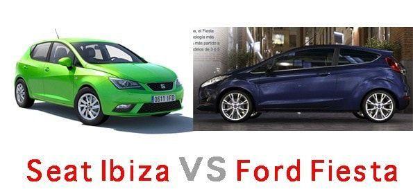 Ford Fiesta o Seat Ibiza