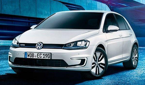 Volkswagen Golf Electrico