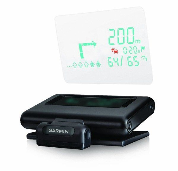 Proyector GPS navegador Garmin