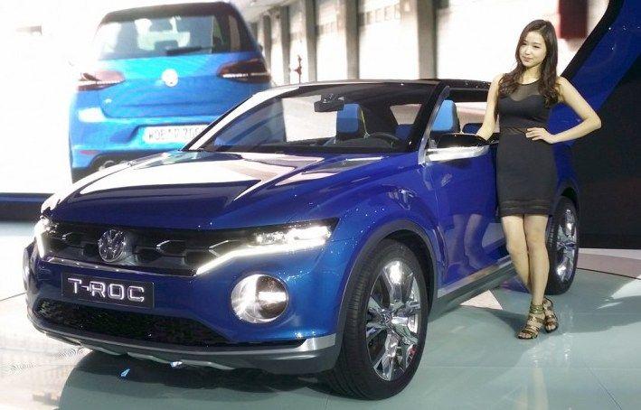 Volkswagen T-ROC, el nuevo SUV