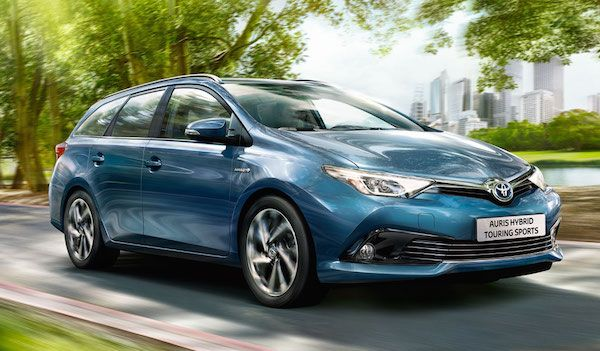 Toyota Auris Familiar