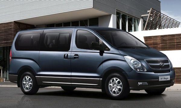 Hyundai H1 7 plazas