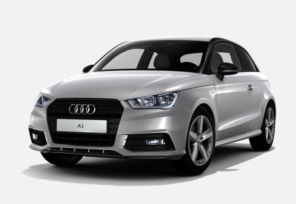 Audi A1 vista delantera