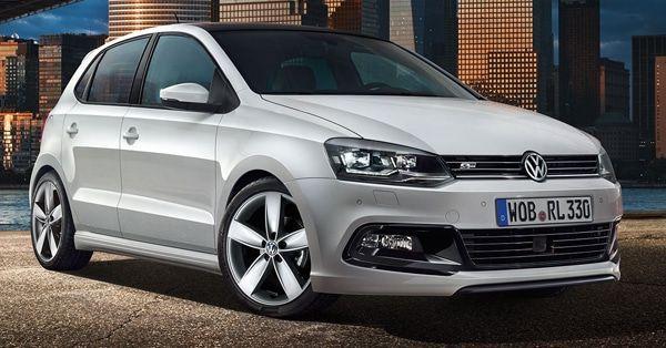 VW Polo vista delantera