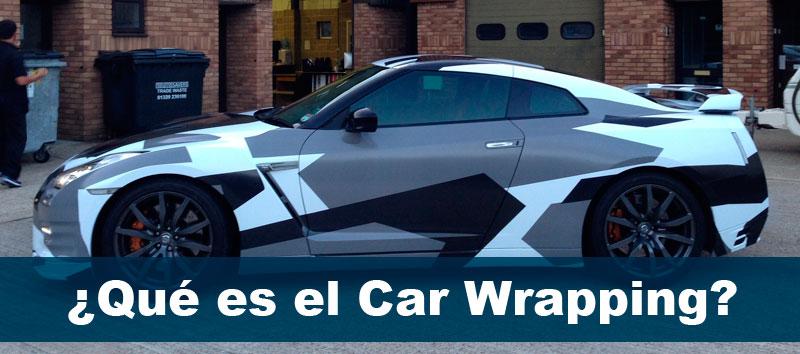 qué es el car wrapping
