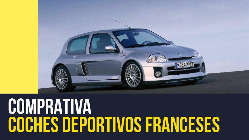 comparativa coches deportivos franceses