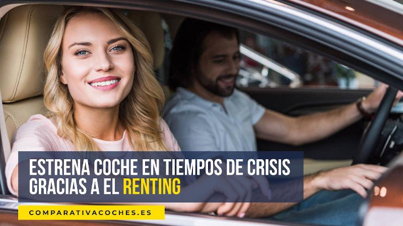 estrena coches gracias al renting
