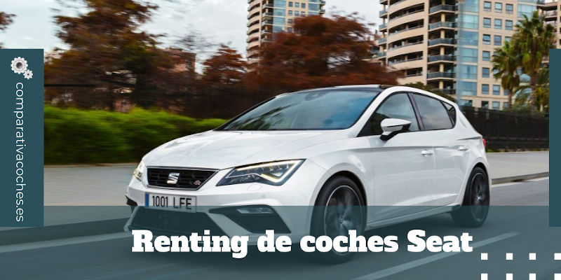 renting coches seat