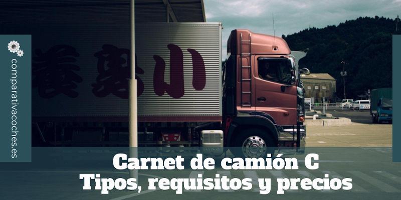 carnet camión C